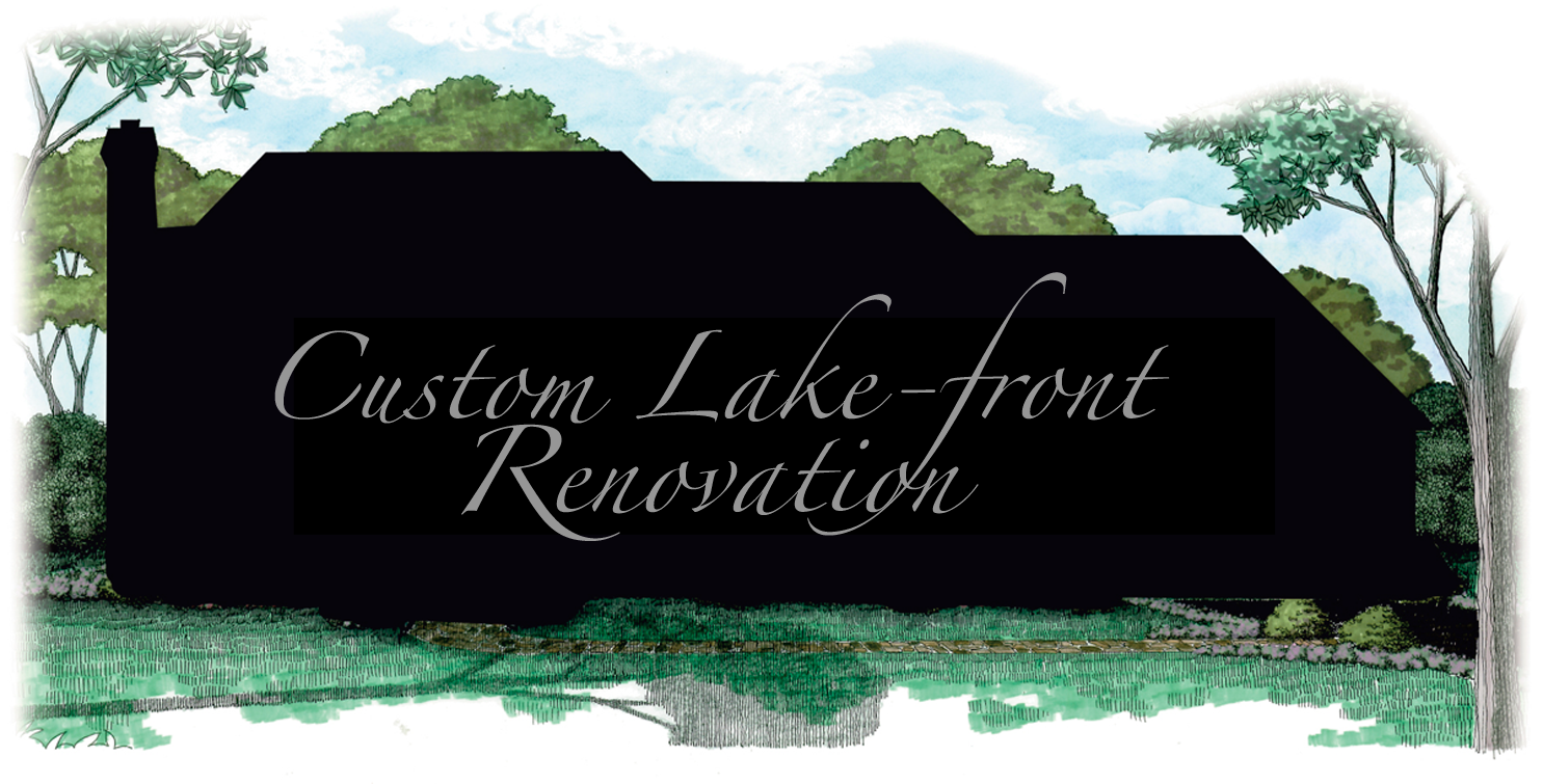 Custom-lakefront